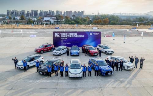根据中国汽车工业协会(caam)的数据,中国新能源汽车在2018前10个月