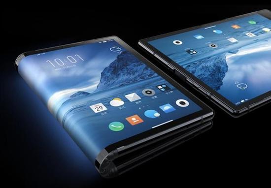 vivo/三星/海信/lg加持,双面屏已成手机市场主流?