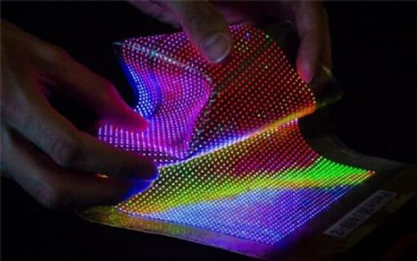 microLED可能在智能手机市场取代OLED