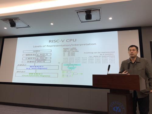 国外芯片技术交流-RISC-V要发展,不是芯片起主导作用,而是生态系统risc-v单片机中文社区(2)