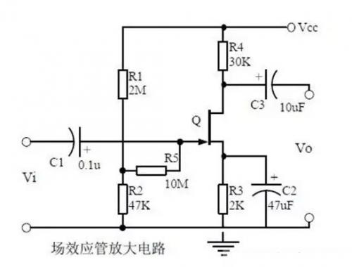 12. 场效应管放大电路
