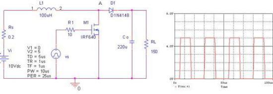boost升压电路原理