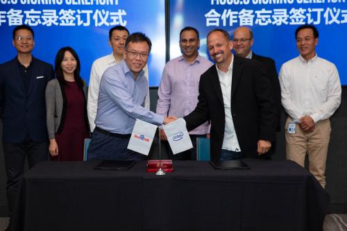 英特爾與百度合作 將促進百度實施企業級人工智能戰略