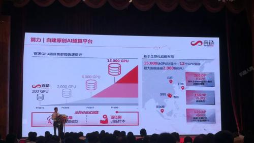 商湯發布SensePass Pro刷臉產品 擁有25億張人臉數據庫