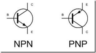晶体三极管结构