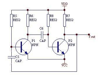 振荡电路作用