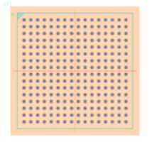 XC2V1000 引脚图及功能