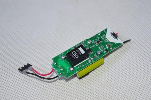 电动剃须刀电路图作用