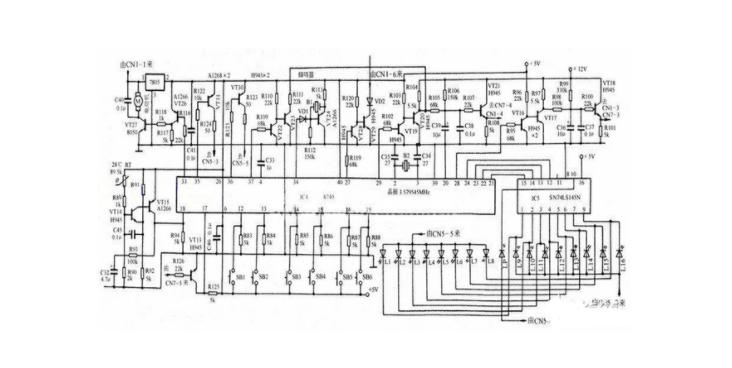 1.大功率电磁炉电路图