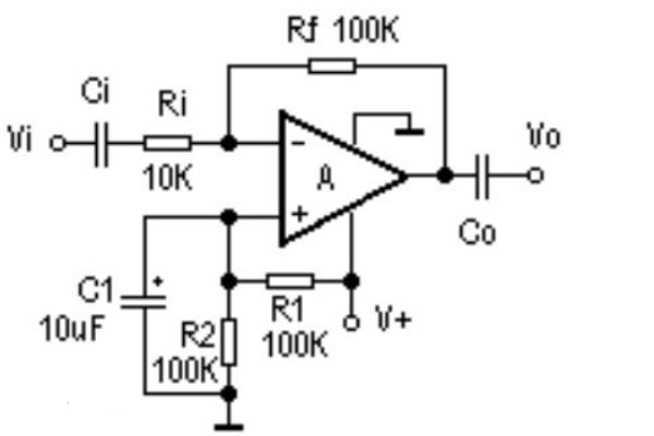 1.Im324放大电路图