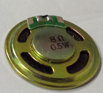 1.什么是电动式扬声器