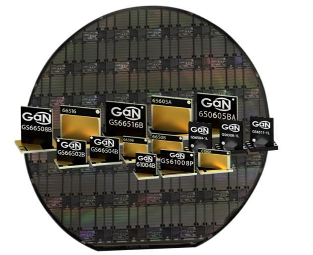 工厂容量扩大40倍,GaN晶体管将于2021年完成。