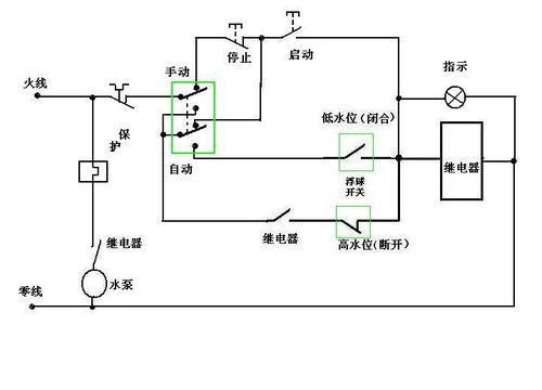 交流电流检测电路原理图
