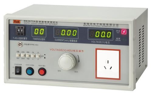 1.什么是泄漏电流测试仪
