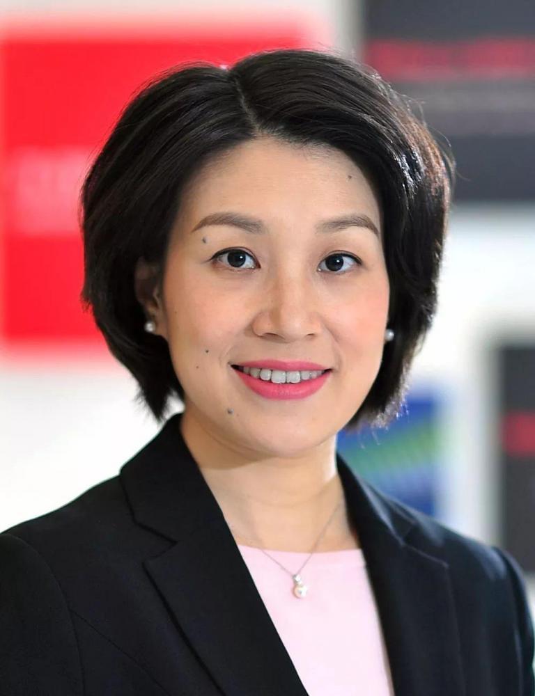 前TI副总裁兼中国区总裁胡煜华