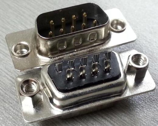 1.什么是D-SUB连接器