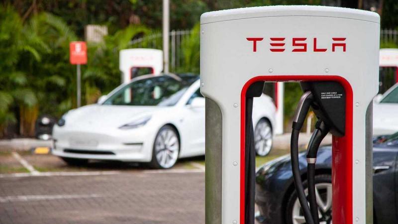 特斯拉,电池,换电,特斯拉,换电模式,新能源