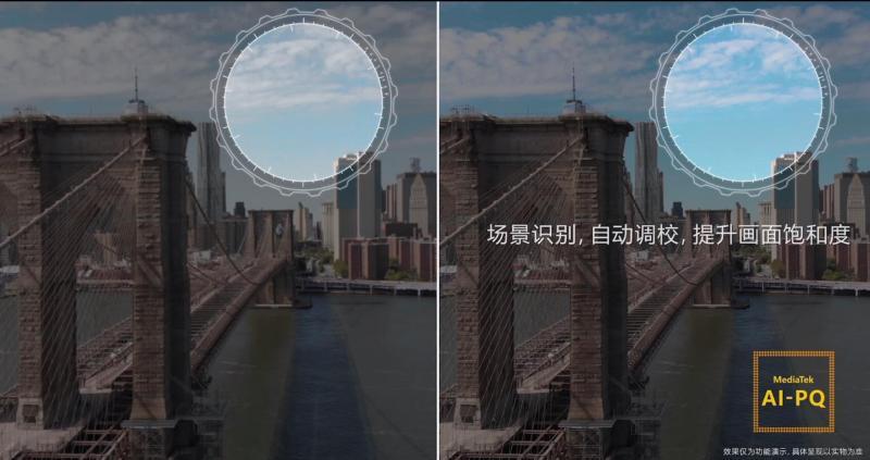 AI-PQ图像画质增强比对