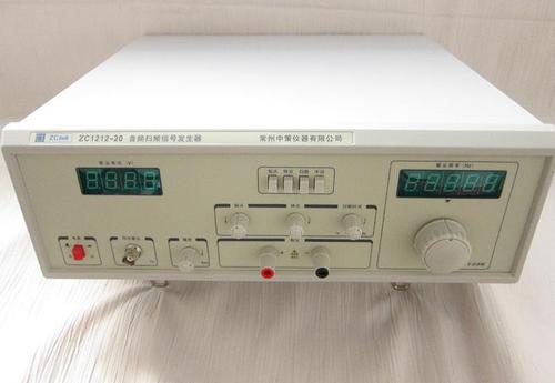 1.什么是扫频信号发生器
