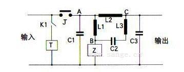 2.净化稳压器工作原理