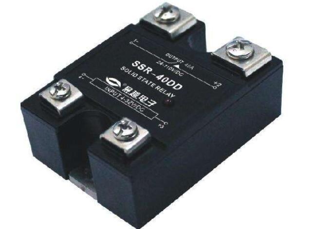 固态继电器规格型号