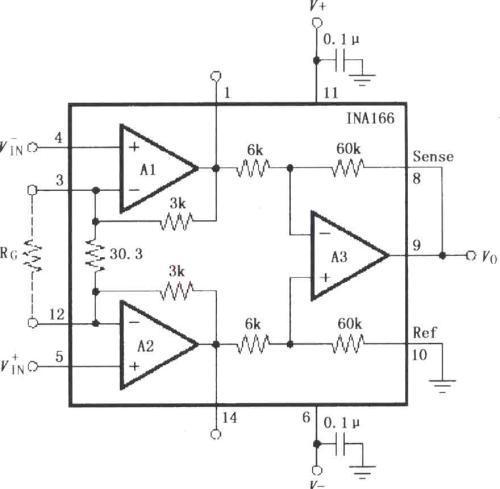 uc3907外部电路连接电路