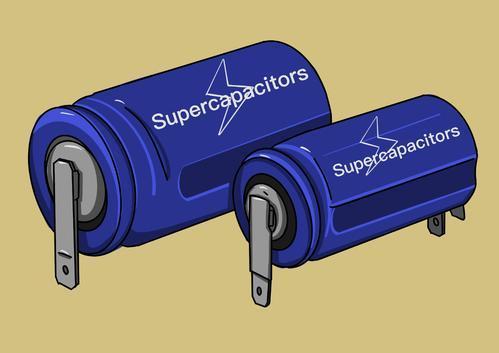 超级电容器和电池的区别