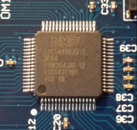 lpc54102原理及特性