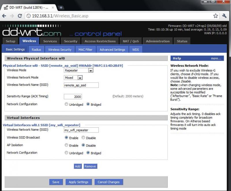 openwrt固件有什么功能: