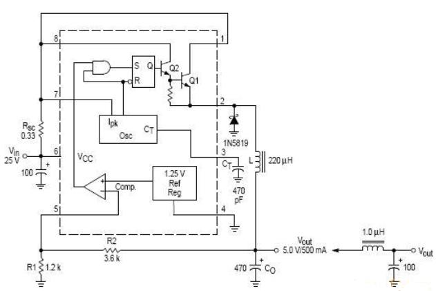 mc33063应用电路
