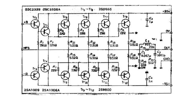 3.la4625功放电路图