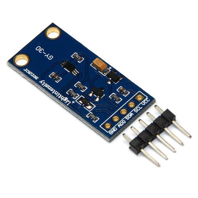 bh1750传感器工作原理