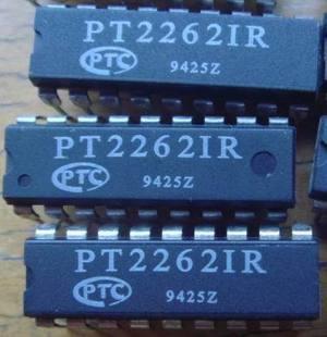 pt2262芯片中文资料
