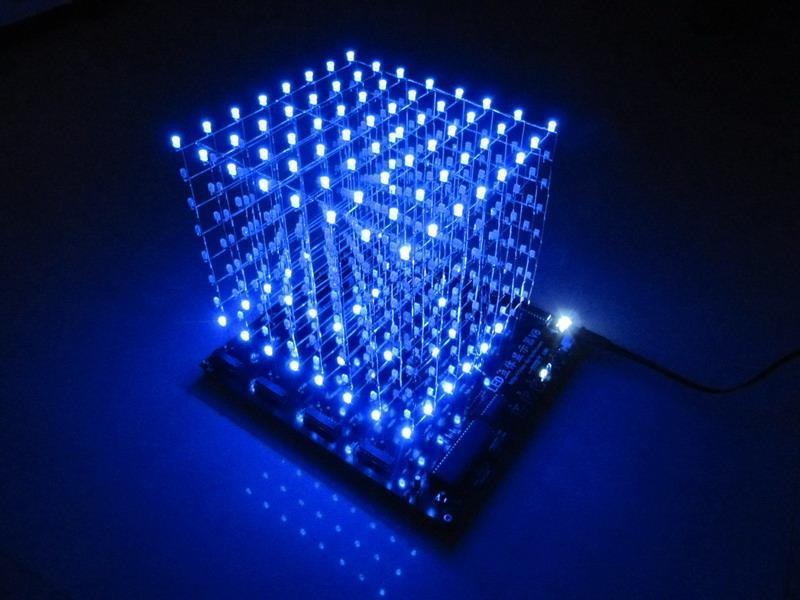 光立方原理和电路详细介绍