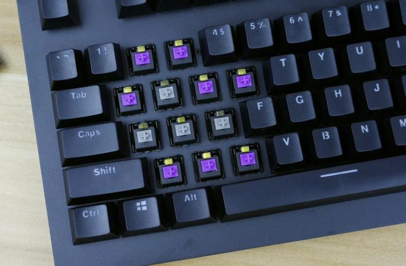 机械键盘轴的选择 机械键盘什么轴比较好