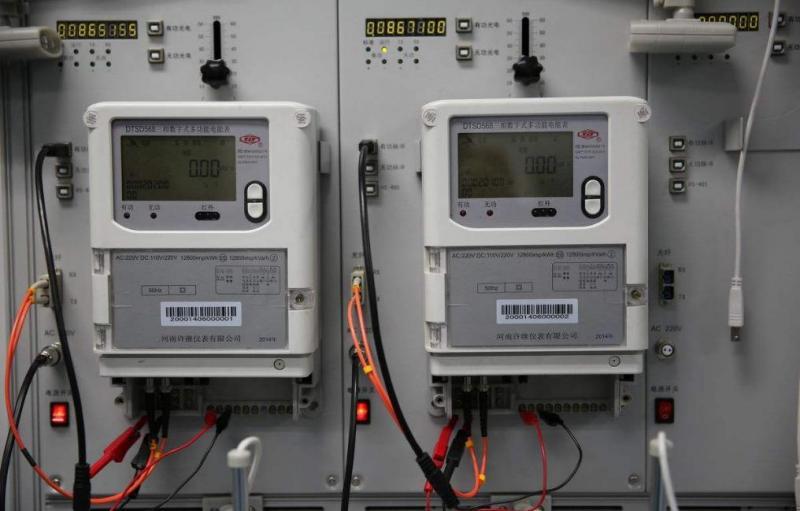 智能电表工作原理