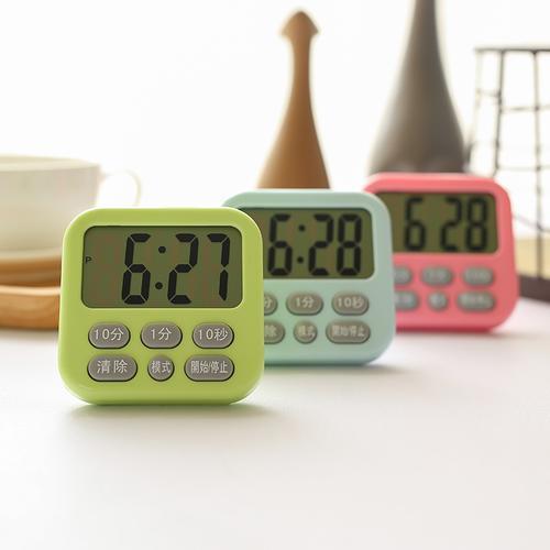 电子定时器使用方法