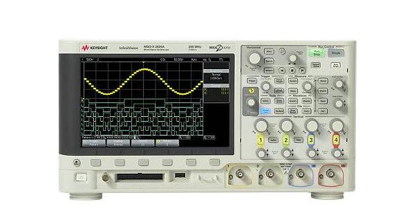3.数字示波器的发展与应用