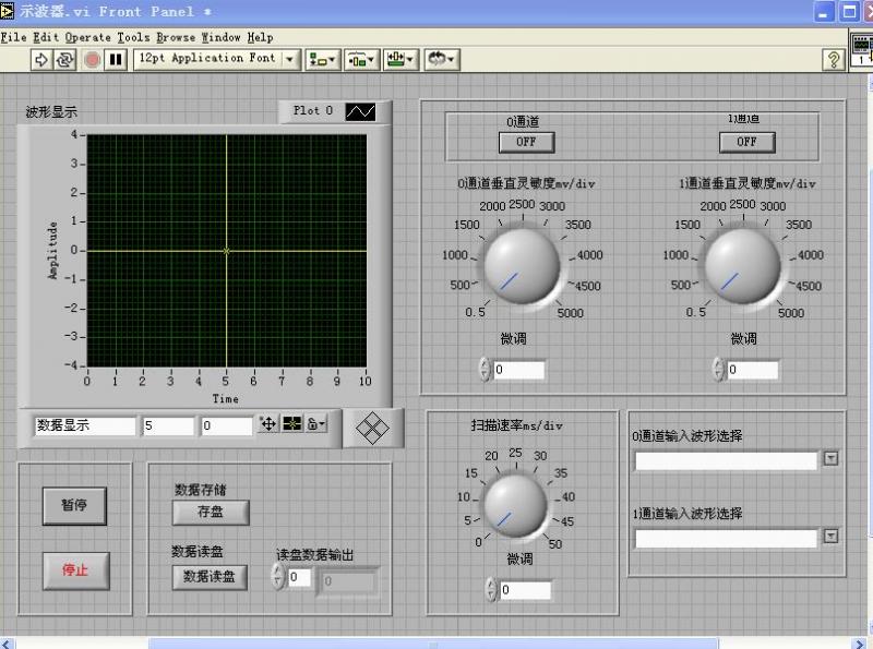3.虚拟示波器的用途