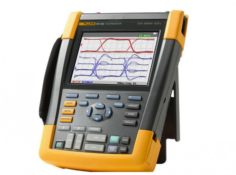 模拟示波器的原理和使用方法