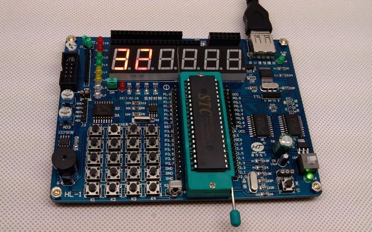 51单片机定时器初值计算公式