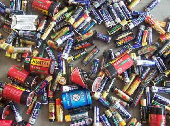 废旧电池怎么处理