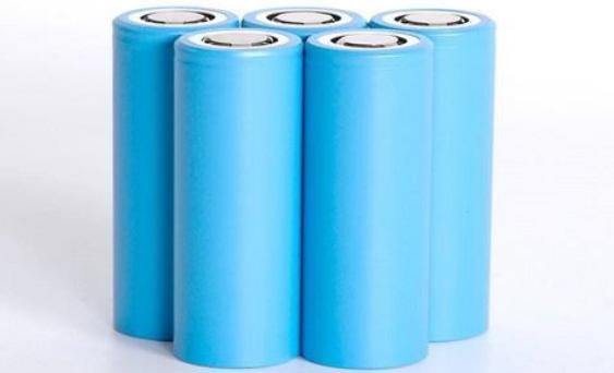 圆柱锂电池生产流程