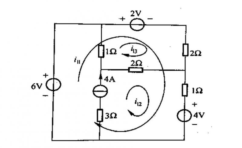 回路电流法