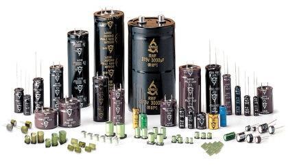 电容的种类与作用