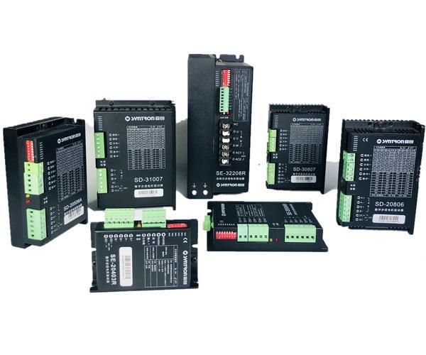 步进电机控制系统原理