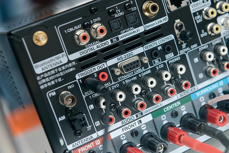 功放input是什么接口