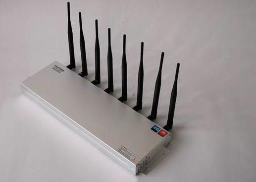 2.手机信号屏蔽器原理
