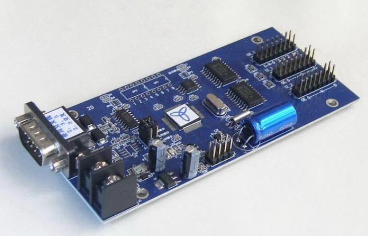 3.led显示屏控制卡作用