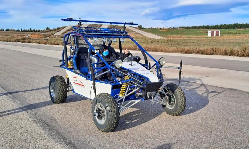 前瞻技术,UC3M,智能系统,车辆动态行为,汽车防滑和侧翻控制系统